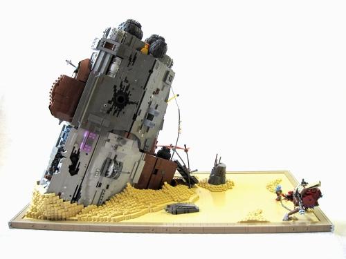 wreckedship