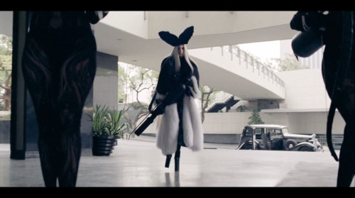LADY GAGA RACY NEW MUSIC VIDEO G.U.Y