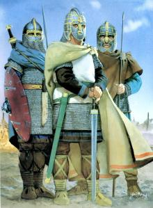 anglo-saxon-warriors