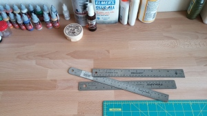 Why do I own so many metal rulers?