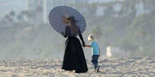lady-gaga-american-horror-story-venice-beach